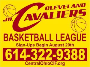 Spencer 4Higher Media Client Junior Cleveland Cavaliers