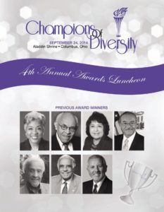 2014 Champions of Diversity Awards