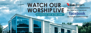 WATCH OUR WORSHIP